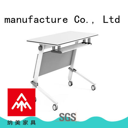 NAZ furniture ft008 conference training tables with wheels for training room