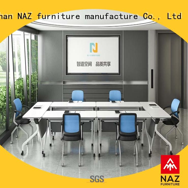 NAZ furniture professional portable conference room tables for sale for office