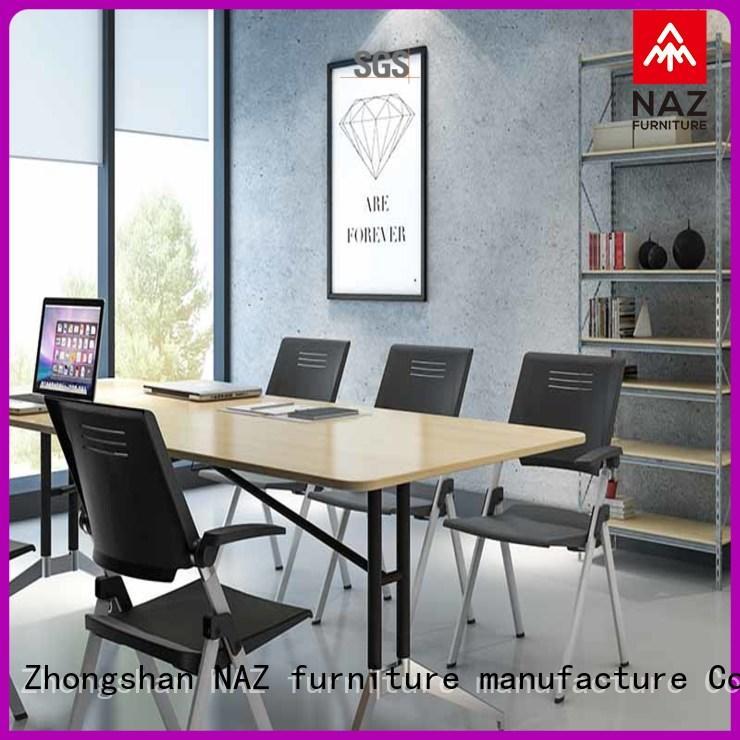 NAZ furniture particular conference room tables folding manufacturer