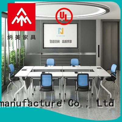 NAZ furniture durable small conference table for sale for meeting room