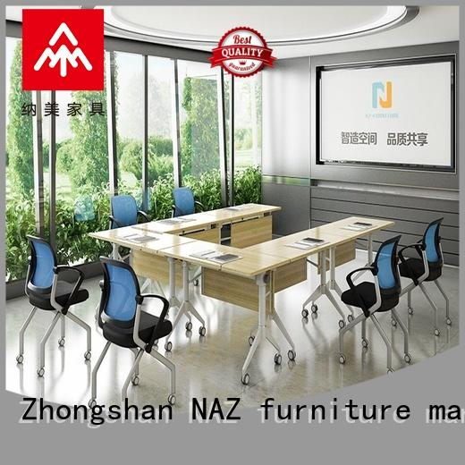 professional conference room tables folding simple on wheels for office