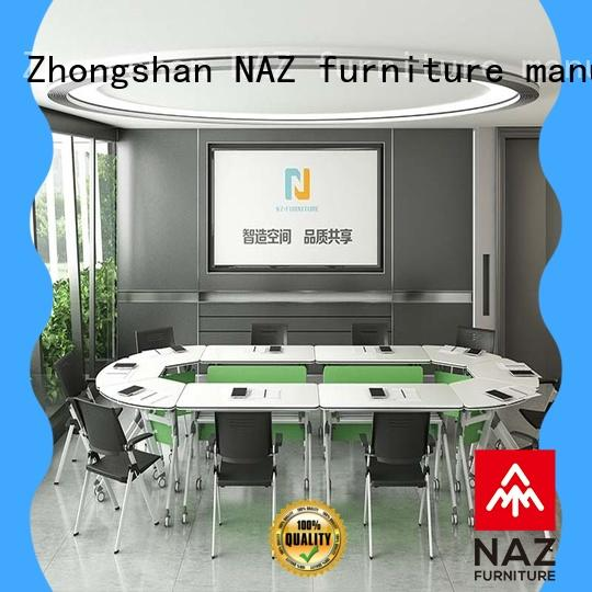 comfortable modular conference room tables alloy for sale for meeting room