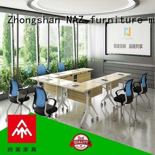 comfortable portable conference table for sale for training room NAZ furniture