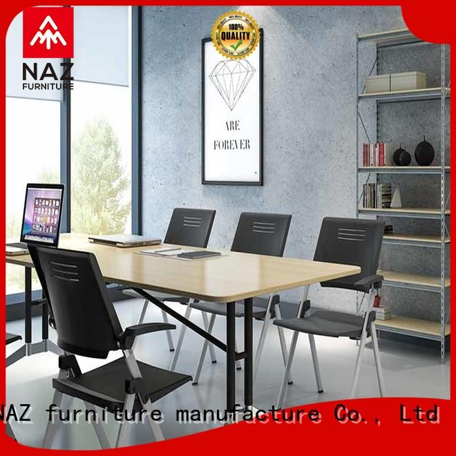 NAZ furniture movable 12 conference table for sale for meeting room