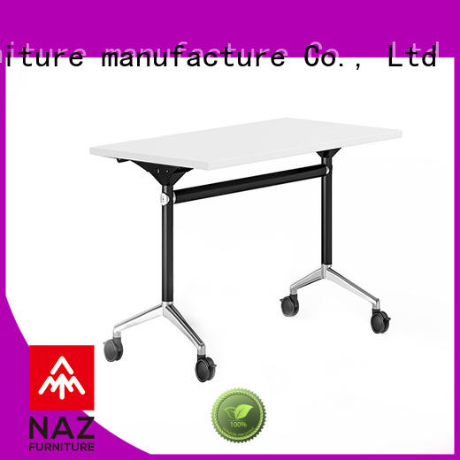 NAZ furniture 8001200140016001800mm modular training room furniture supply for meeting room