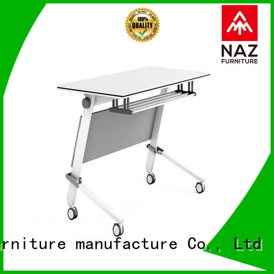 NAZ furniture writing training table design multi purpose for meeting room