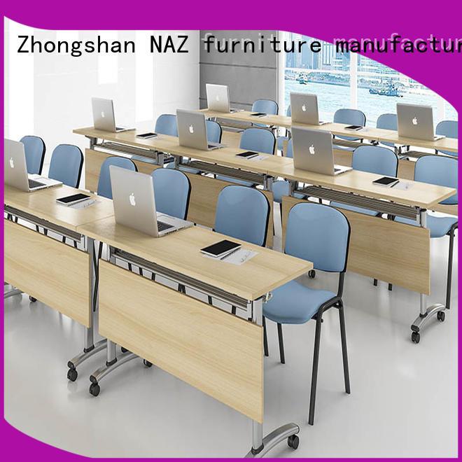 NAZ furniture elegant 10 conference table manufacturer for meeting room