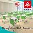 800/1200MM modern school furniture Folding school desk FT-010S