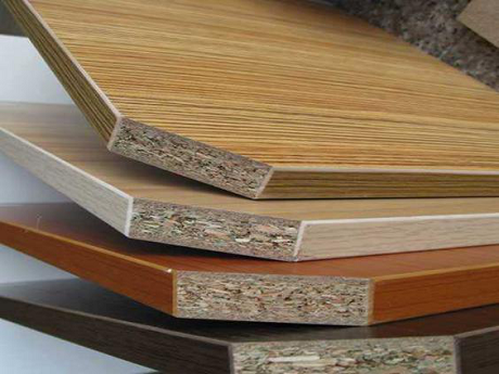 Carefully selected material health and environmental protection - E1 grade melamine board