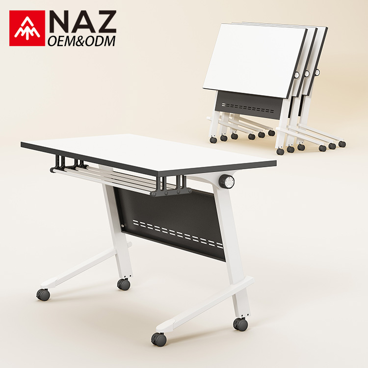 training folding table