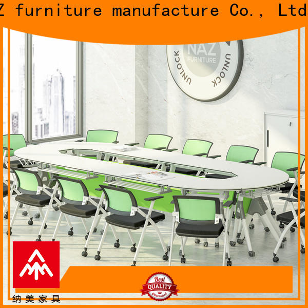 NAZ furniture steel conference room tables manufacturer for school