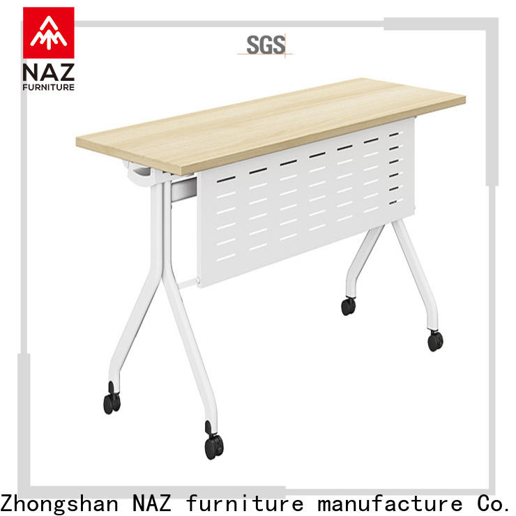 NAZ furniture ft012 training table design for conference for training room