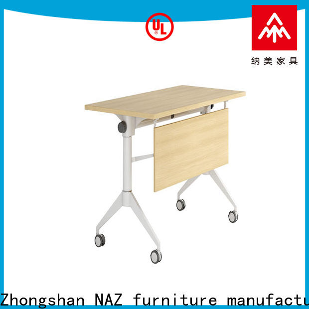 trapezoid training room desks table supply for training room