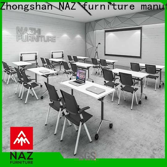 NAZ furniture modern steelcase conference table manufacturer for meeting room