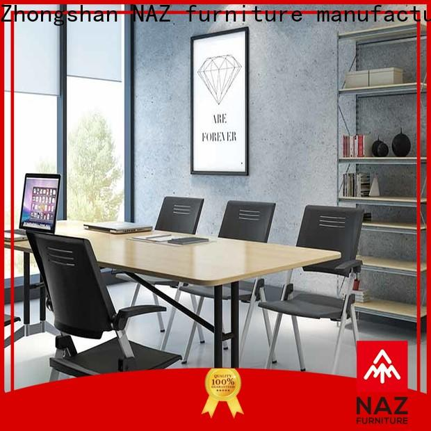 NAZ furniture movable 12 person conference table for conference for school