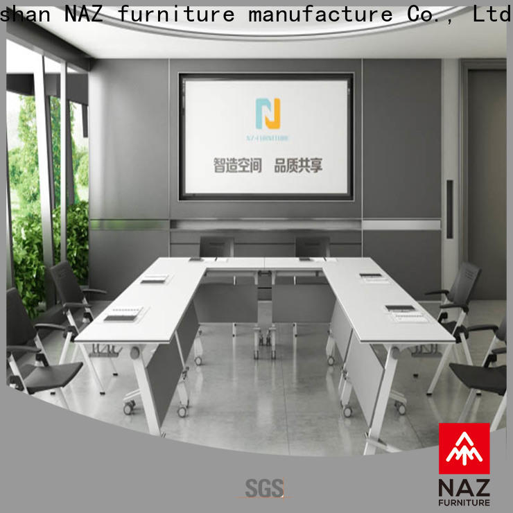 NAZ furniture comfortable conference room tables for sale