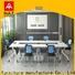 NAZ furniture durable 12 conference table on wheels for office
