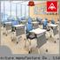 NAZ furniture simple training table frame wholesale for school