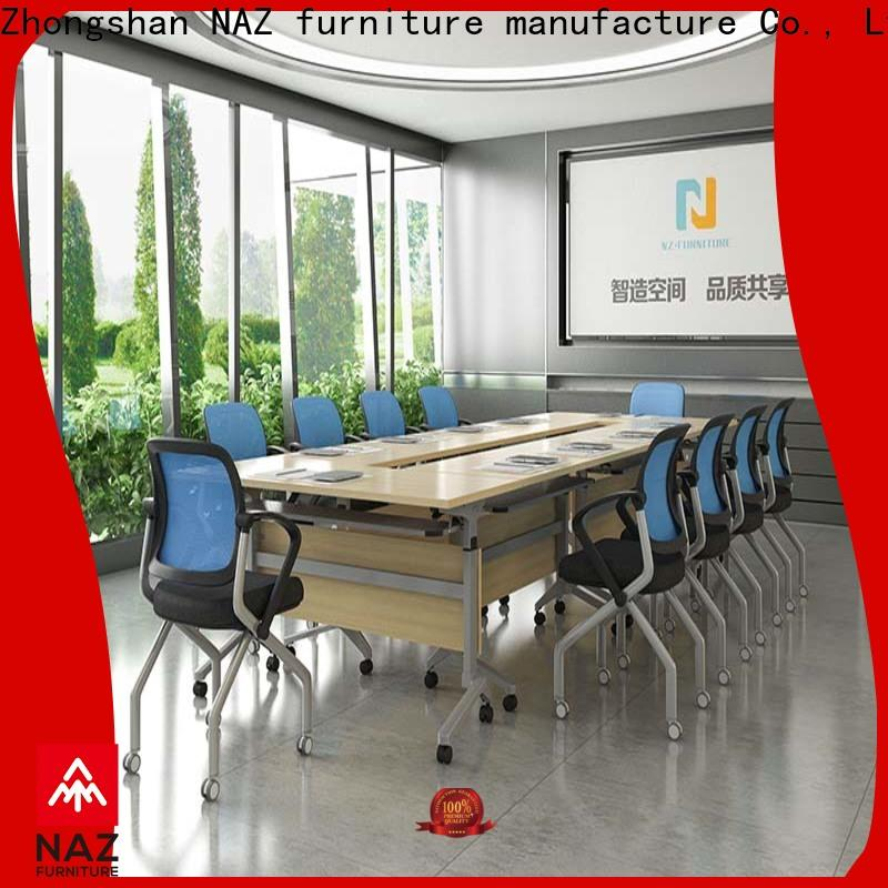 NAZ furniture persons modular conference table design for conference for office