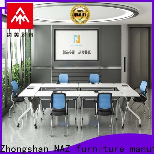 professional u shaped conference table movable manufacturer for school