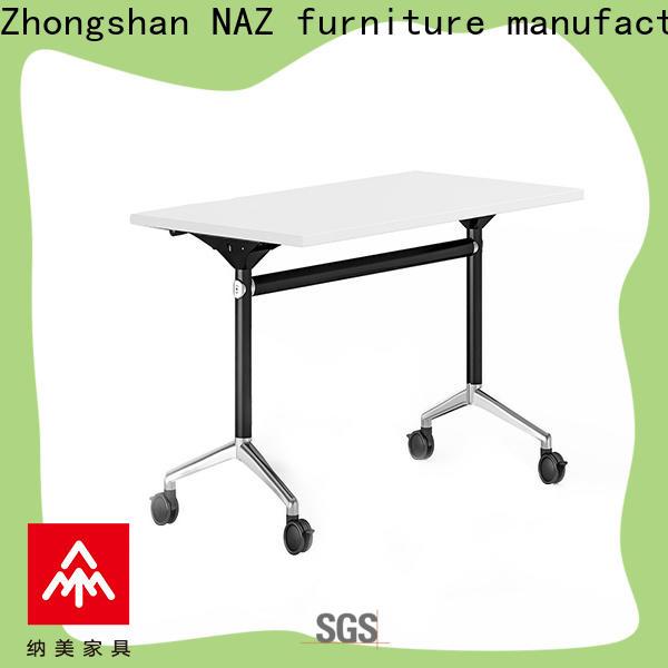 NAZ furniture panel training room desks supply for training room