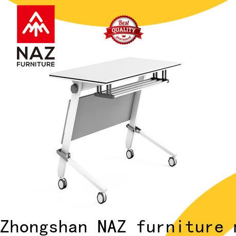 NAZ furniture writing training room furniture multi purpose