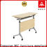 NAZ furniture trapezoid computer training tables supply