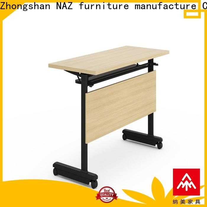 NAZ furniture mobile computer training tables for sale for home