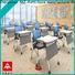 NAZ furniture desk folding school desk wholesale for school