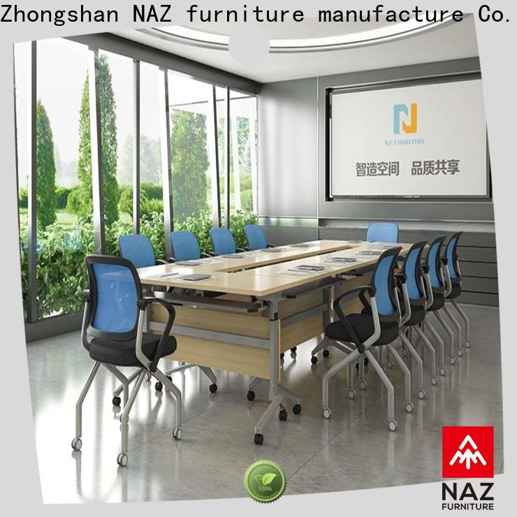 NAZ furniture shape small conference table for sale for school