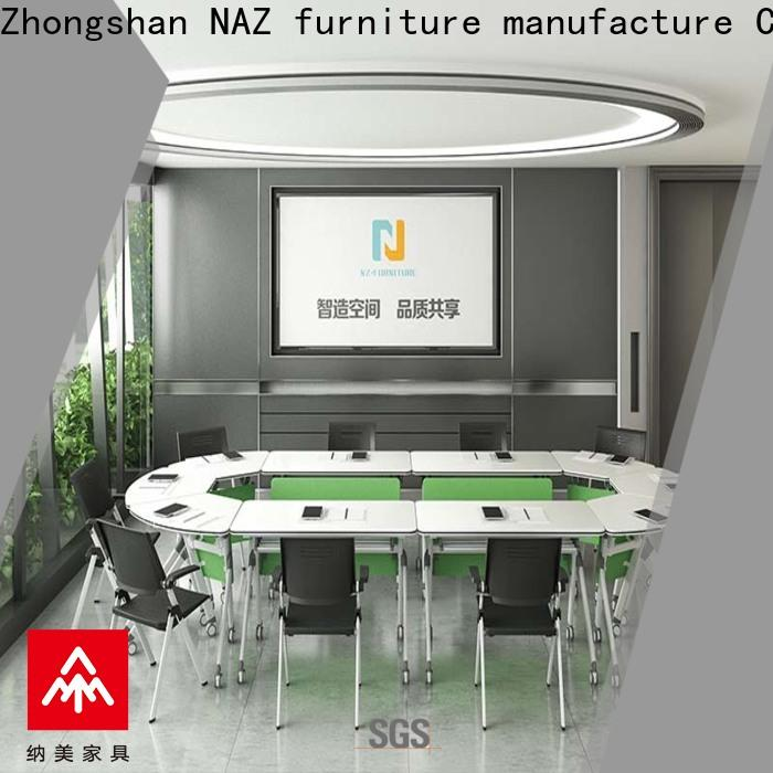 NAZ furniture frame steelcase conference table on wheels for meeting room