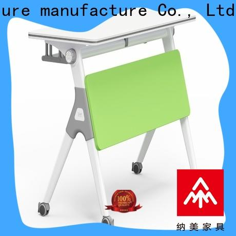 trapezoid conference training tables mobile multi purpose for home