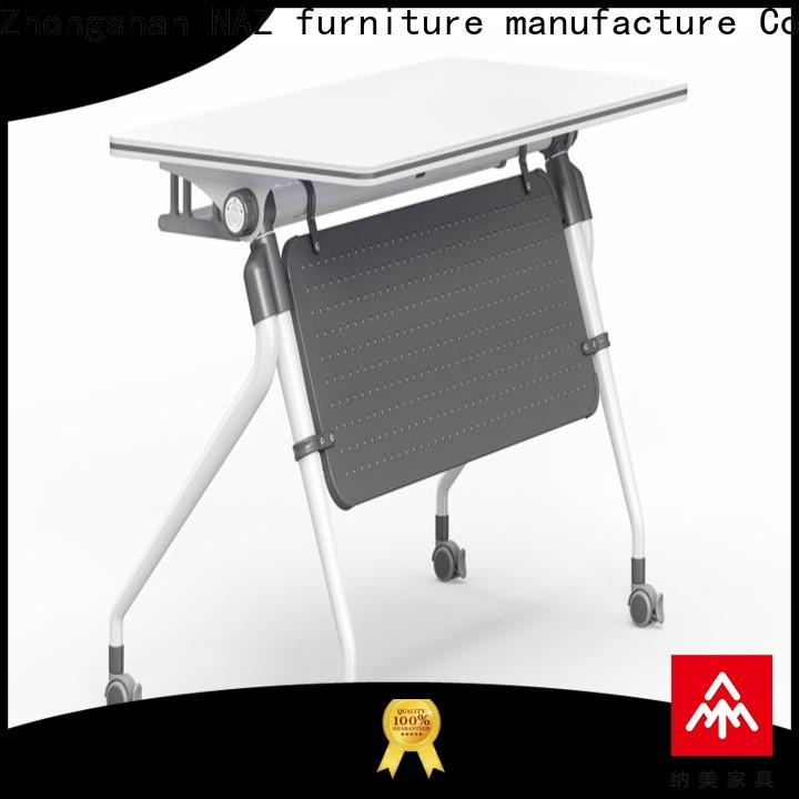 NAZ furniture aluminum conference training tables for sale for office