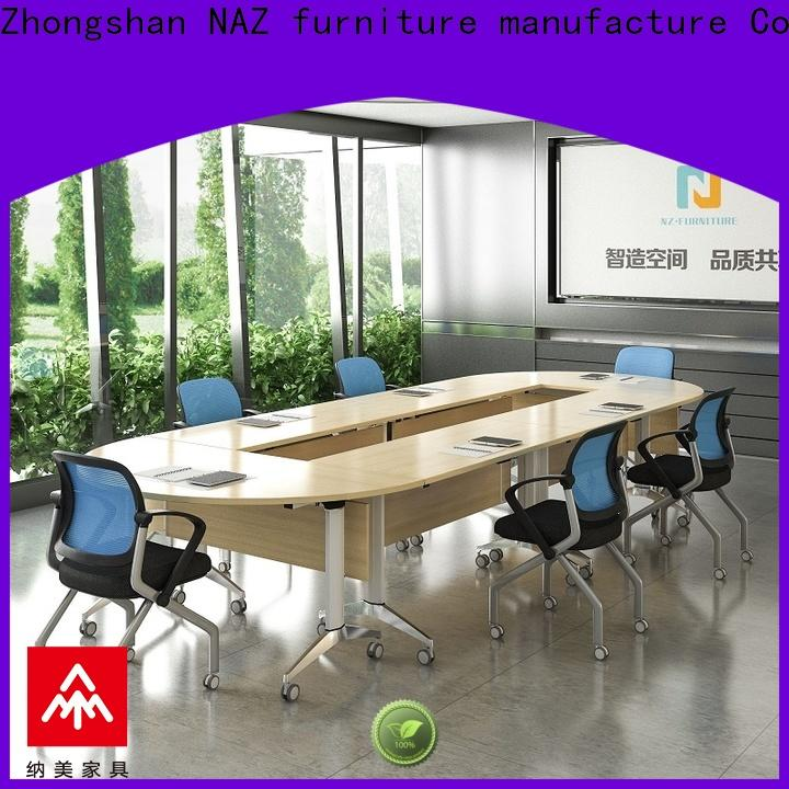 NAZ furniture durable conference room tables for sale for office