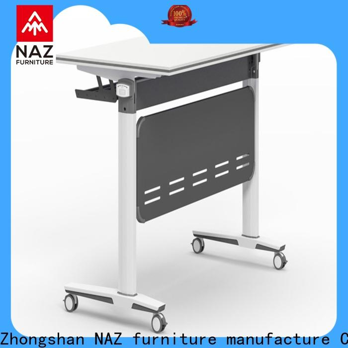NAZ furniture wheels training room tables and chairs for sale