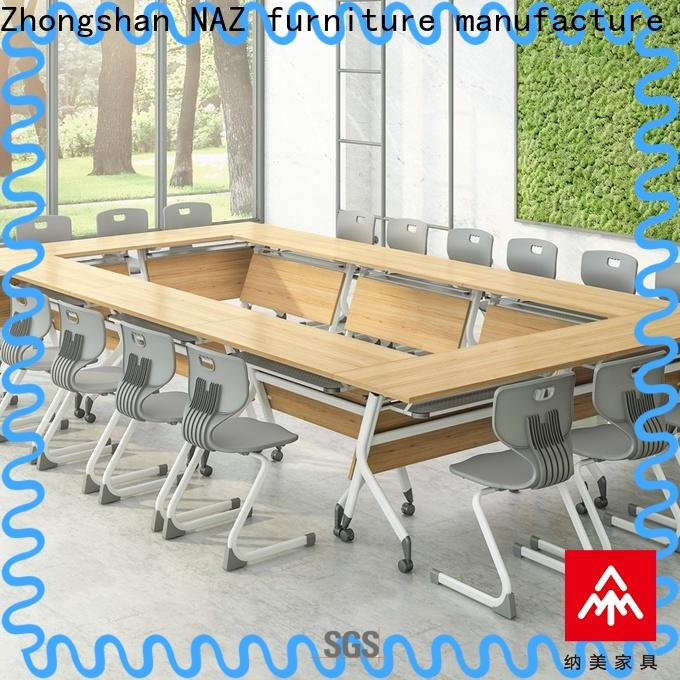 NAZ furniture wheels 10 conference table for conference for training room