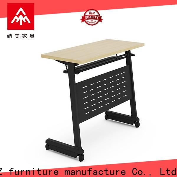 NAZ furniture aluminum office training tables for conference for training room