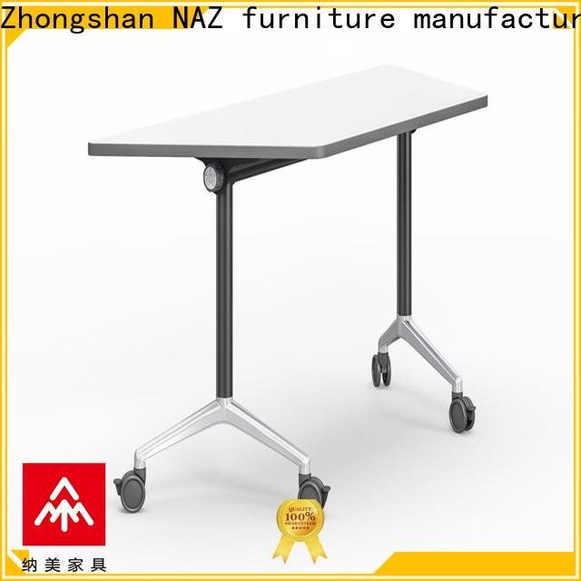 NAZ furniture space computer training tables for conference for training room