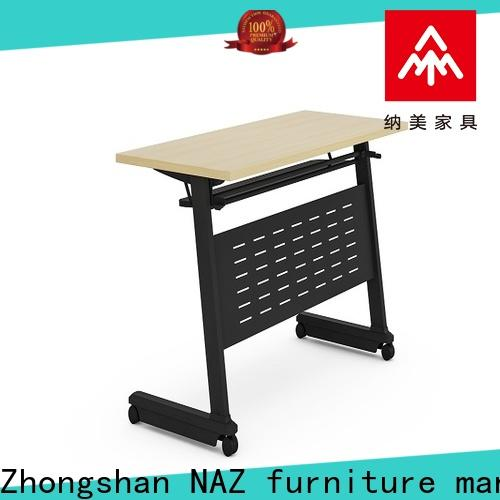 NAZ furniture folding training table for sale for training room