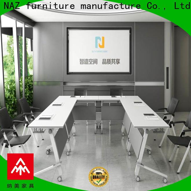 movable mobile conference table shape manufacturer