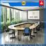 NAZ furniture shape modular conference table for conference for training room