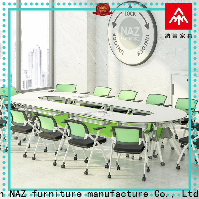 NAZ furniture ft018c square conference table for conference for meeting room