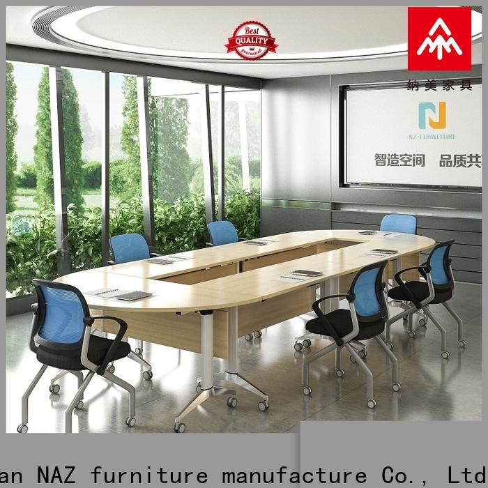 NAZ furniture elegant conference table for conference for school