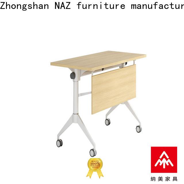 NAZ furniture front modular training room furniture for conference for training room