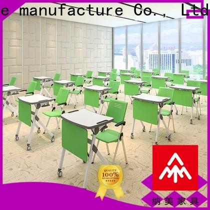 NAZ furniture movable fold up study desk wholesale for school