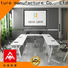 NAZ furniture movable mobile conference table for sale for training room