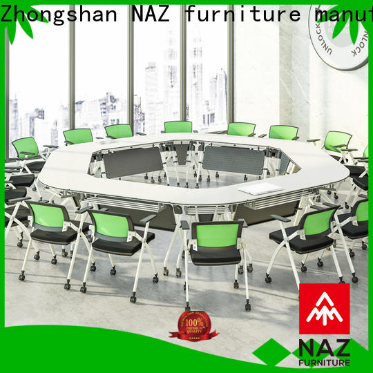 NAZ furniture comfortable modular conference room tables for conference for office