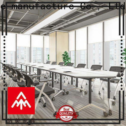 NAZ furniture alloy steelcase conference table on wheels