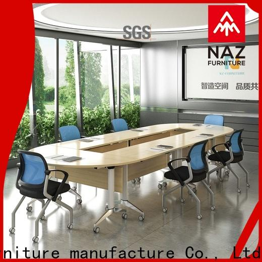 NAZ furniture ft017c portable conference room tables for conference for office