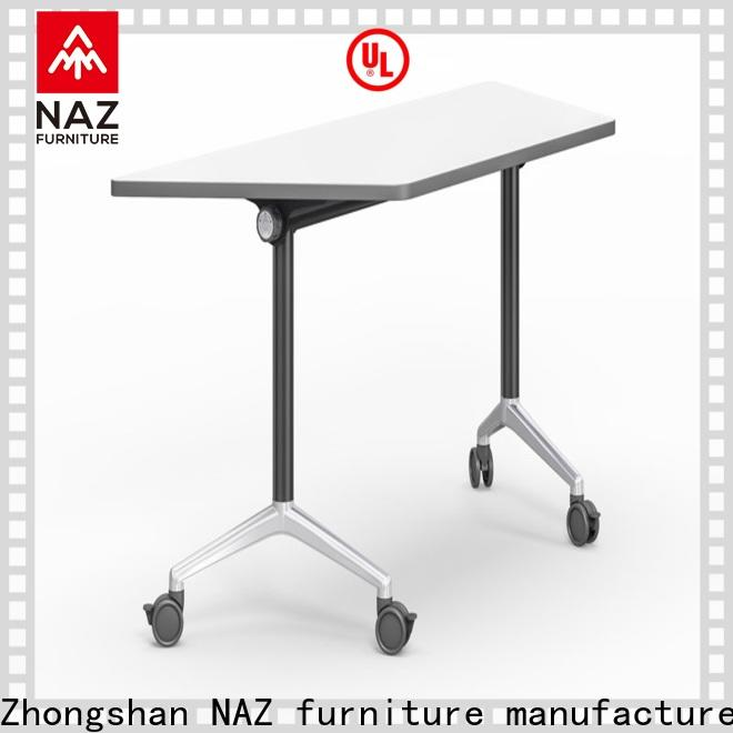 NAZ furniture front training room tables for sale